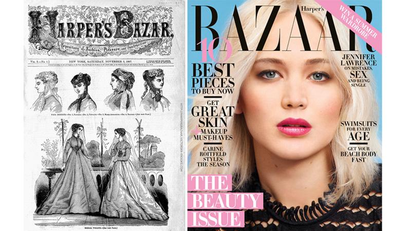Kiedyś i teraz: Okładki popularnych magazynów zdradzają jak zmienia się nasz świat