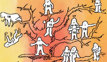 2-minutowy test znanego psychologa! Wybierz jedną osobę z tego drzewa i poznaj swój stan emocjonalny!