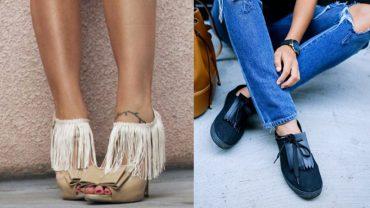 Zmień nudne buty w prawdziwe cudeńka! Dosłownie za grosze!