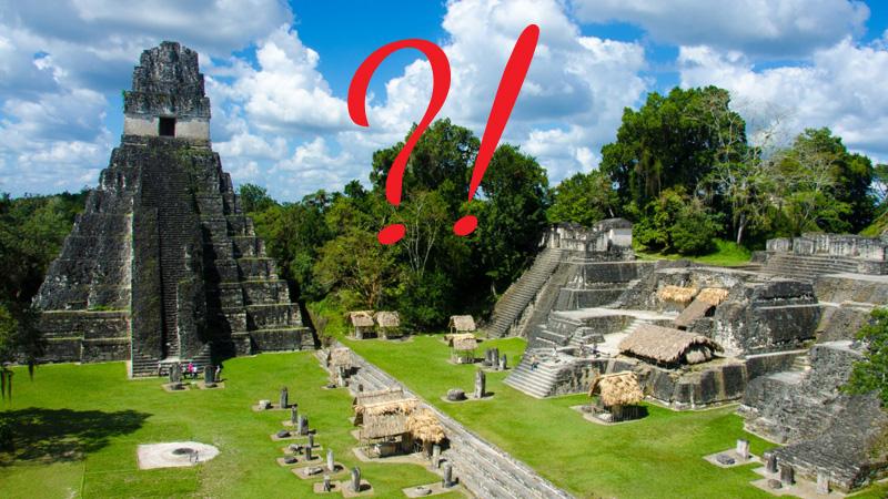 10 tajemniczych zabytków, nad którymi głowią się naukowcy i jak na razie nie wymyślili nic pewnego