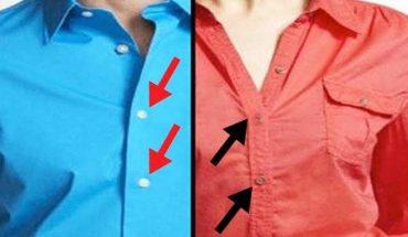 Dlaczego guziki w męskich koszulach znajdują się po prawej stronie, a w kobiecych po lewej? Nigdy byś na to nie wpadł!
