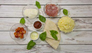 Wyśmienita fuzja smaków i kuchni w quesadilli we włoskich klimatach