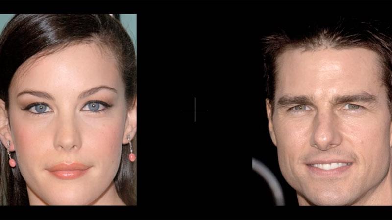 Czy zawsze możemy wierzyć naszym oczom? Nie! Sprawdźcie, jak widzenie peryferyjne zmienia twarze celebrytów w oblicza potworów