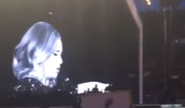 Adele ze sceny zwraca uwagę swojej fance. Zobaczcie, czym dziewczyna zirytowała gwiazdę światowej muzyki