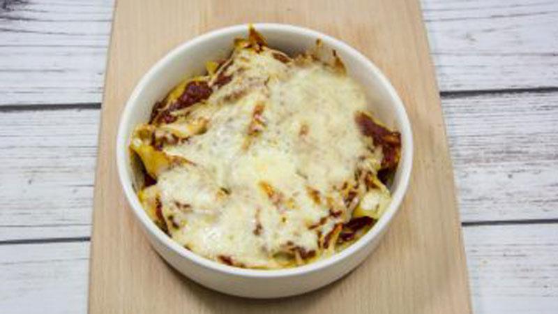 Nadziewane muszelki to szybki i prosty przepis na obiad we włoskim stylu, z którym poradzi sobie nawet kucharz amator