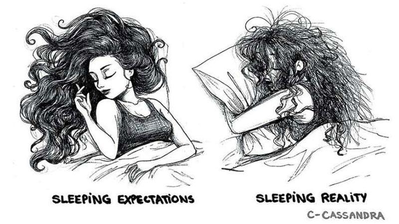 Te zabawne grafiki pozwalają zrozumieć codzienne problemy kobiet. To niesamowite, jak trafne są te rysunki