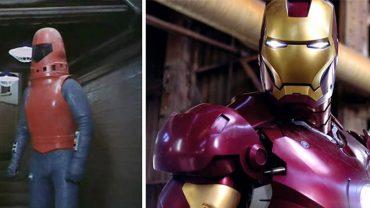 Superbohaterowie też się zmieniają. Zobacz różnice miedzy pierwszymi i ostatnimi filmami