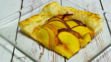 Taką tartą owocową będziesz zajadać się codziennie! Zwłaszcza, że robi się ją w kilkanaście minut!