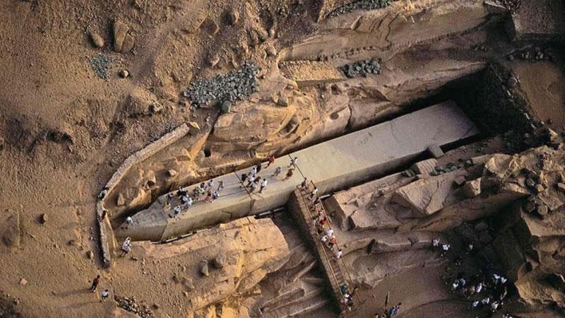 12 obiektów i miejsc odkrytych przez archeologów, których historii, sposobu powstania i sensu nikt nie potrafi wyjaśnić