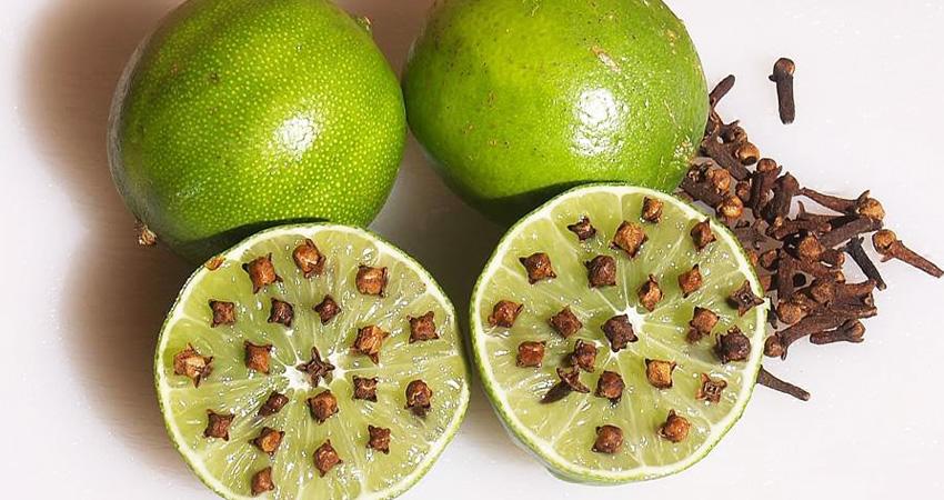 Wbiła w limonkę kilkanaście goździków i postawiła owoc blisko okna. Skuteczność tego pomysłu szybko odczuła na własnej skórze!