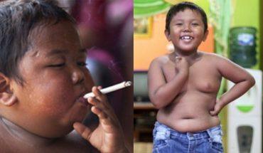 Pamiętacie dzieciaka, który palił? Nie zgadniecie, co się z nim dzieje dziś!