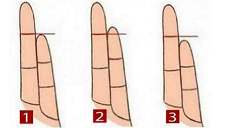 Długość palca serdecznego ujawnia informacje o osobowości człowieka. Czy wiesz, co mówi o tobie?