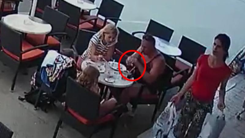 Wrzucił do jedzenia coś obrzydliwego, żeby nie zapłacić rachunku w restauracji... Wstyd przyznać, że jest Polakiem!