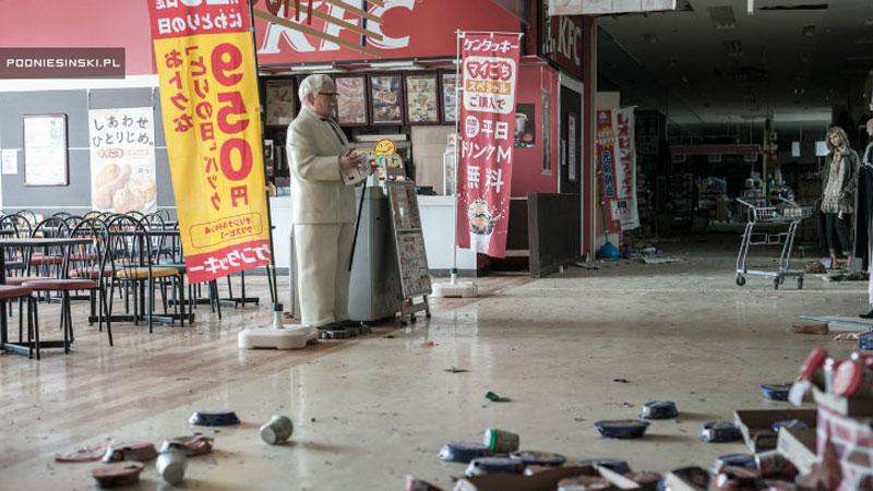 Tak wygląda Fukushima pięć lat po przejściu tsunami, które zniszczyło reaktor w elektrowni atomowej (21 zdjęć)