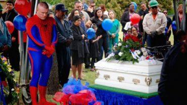 Na pogrzebie 5-latka pojawił się Spider-Man. Sprawdźcie, kto i dlaczego się tak przebrał