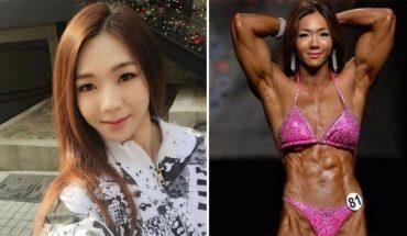 Ta azjatycka dziewczyna ma ciało, którego zazdrości jej każdy facet