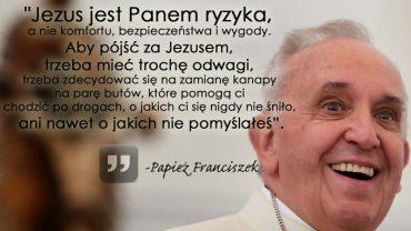 Najpiękniejsze słowa, które wypowiedział papież Franciszek na Światowych Dniach Młodzieży w Krakowie. Musisz je poznać!