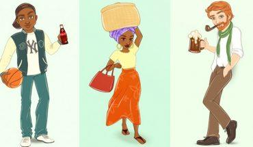 Z jakich krajów pochodzą ci ludzie? Ich ubrania i sposób bycia będą dla ciebie podpowiedzią!