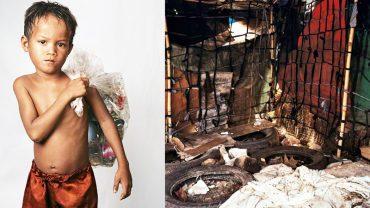 Sfotografował pokoje dzieci z całego świata. Niektóre zdjęcia wyrażają więcej niż tysiąc słów…