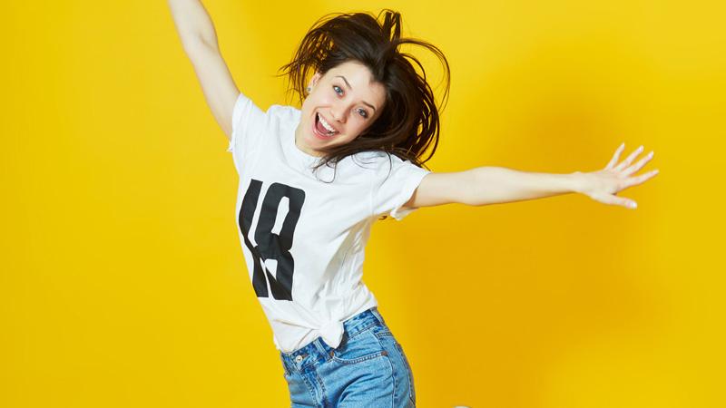 10 sposobów, aby być bardziej pozytywnym każdego dnia. Tego można się nauczyć!