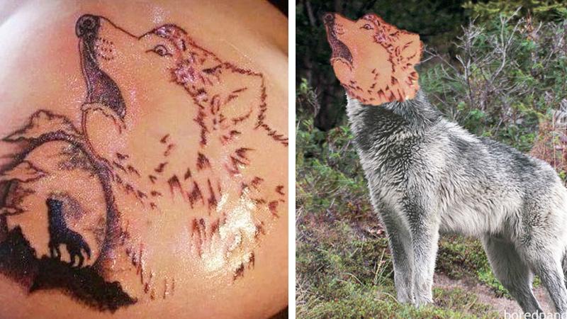 Tatuażowe niewypały w realnym świecie. Jeśli chcesz mieć fajny motyw, lepiej wybierz doświadczonego tatuażystę!
