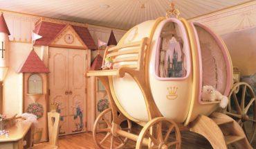 Bajkowe sypialnie dla dzieci, które zawrócą w głowie nawet dorosłym