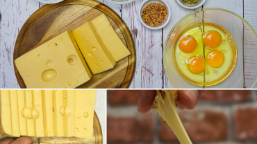Smażone serowe paluszki
