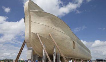 W Stanach Zjednoczonych zbudowano arkę według biblijnych instrukcji. Czy mamy spodziewać się potopu?