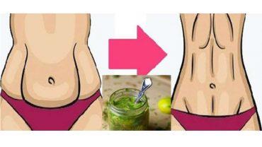 Pij ten napój przez tydzień na pusty żołądek i obserwuj, jak twój brzuch się zmniejsza. Prosty, tani i skuteczny!