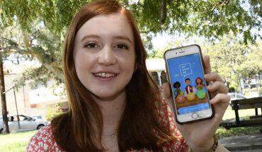 Prześladowana w szkole 16-latka wymyśliła aplikację, dzięki której pomaga innym dzieciakom