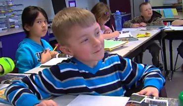 8-latek był świadkiem, jak jego rówieśnikowi zabrakło pieniędzy na lunch i postanawił rozwiązać problem głodnych dzieciw swojej szkole