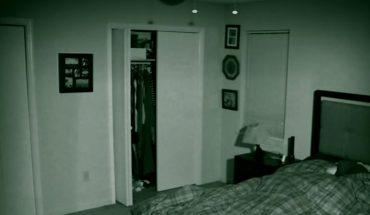 Pewna para zamontowała w swojej sypialni kamerę, a to co nagrała w nocy, przeraziło ich totalnie