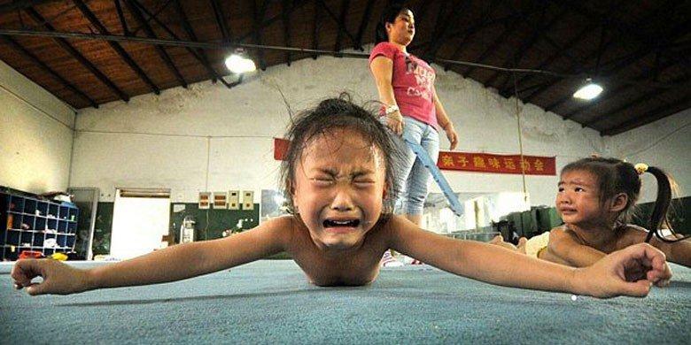 training-of-chinese-children