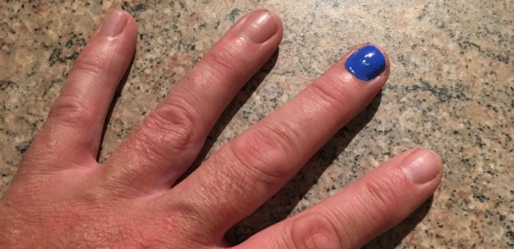 one-painted-nail