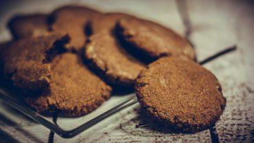 Ciasteczka z Nutelli
