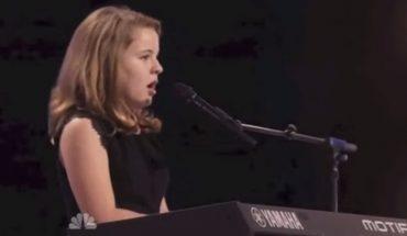 10-letnia Anna Christine ma tak głęboki, dojrzały i mocny wokal, że profesjonalne piosenkarki skręca z zazdrości