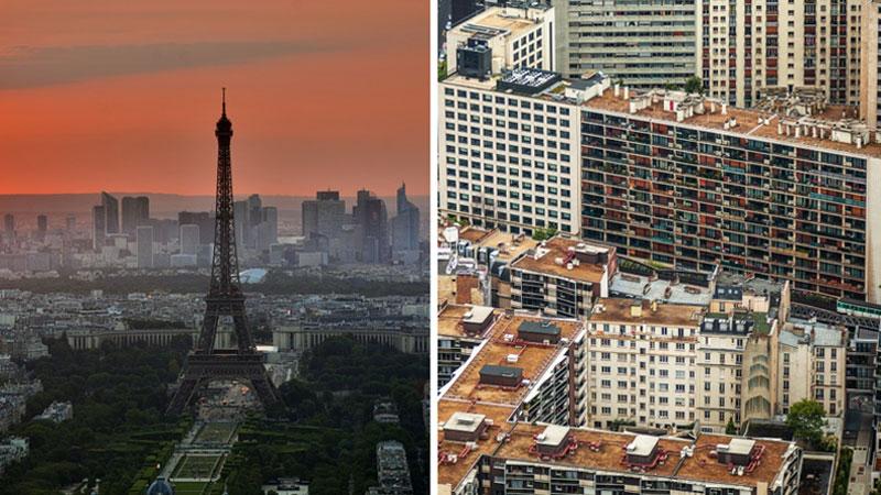 Przedmieścia największych miast świata zdecydowanie różnią się od ich centrów, pełnych zabytków lub nowoczesnych drapaczy chmur