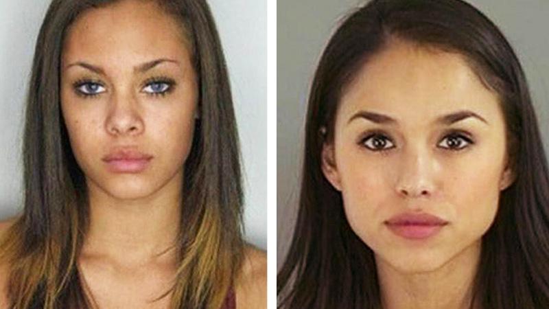 11 policyjnych zdjęć, które z powodzeniem mogłyby pojawić się na okładce Vogue. Może ci przestępcy i przestępczynie zrobią kiedyś karierę w modelingu?