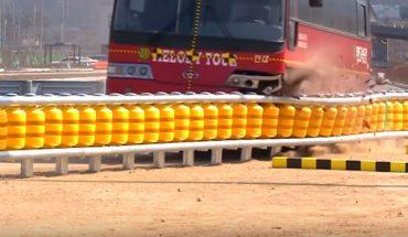 Road Roller System to nowy południowokoreański wynalazek, który pozwoli uratować życie tysięcy kierowców