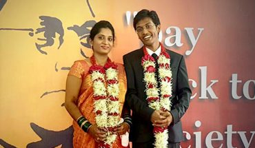 Para z Indii zrezygnowała z tradycyjnego wesela, a przeznaczone na nie pieniądze spożytkowała w znacznie szlachetniejszy sposób