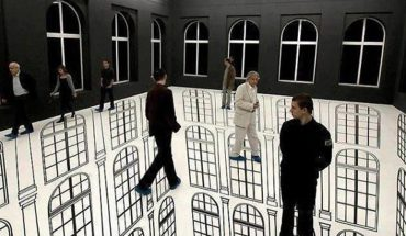 Takich podłóg jeszcze nie widzieliście! Namalowane na nich rysunki w 3D sprawiają, że zmysł wzroku totalnie wariuje