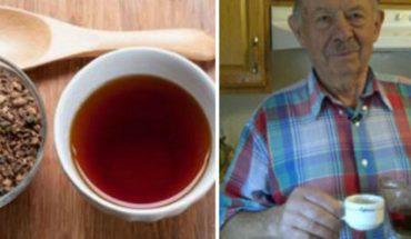 Przez cztery miesiące pił herbatę z korzenia tej rośliny. Udało mu się wygrać z ciężkim nowotworem!