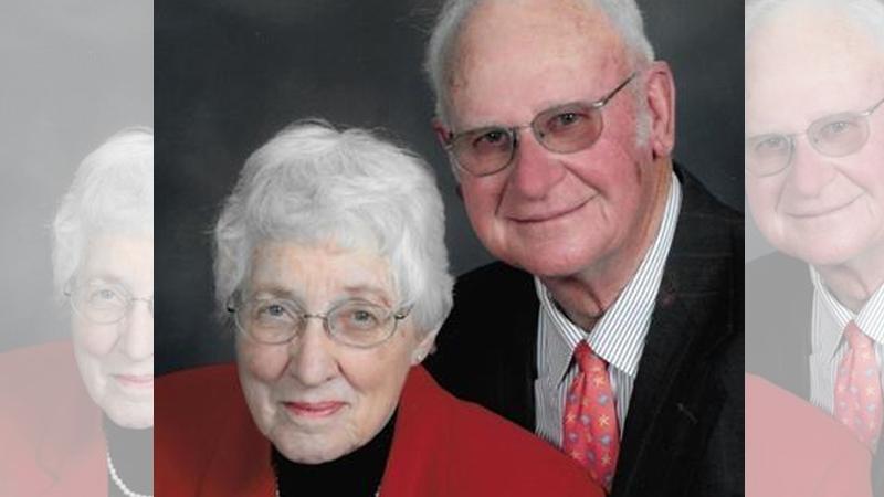 Byli małżeństwem ponad 60 lat. Odeszli tego samego dnia, minuta po minucie...