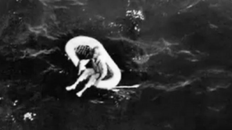 W 1961 r. uratowano dziecko, które 4 dni dryfowało po ocenie. Ocalona dziewczynka  straszną prawdę o swoim rejsie ujawniła dopiero 50 lat później