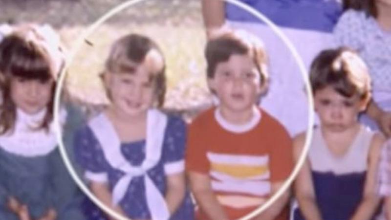 Zakochali się w sobie w przedszkolu. Nie mieli pojęcia, że ich losy połączą się trzydzieści lat później! Wszystko dzięki internetowej randce!