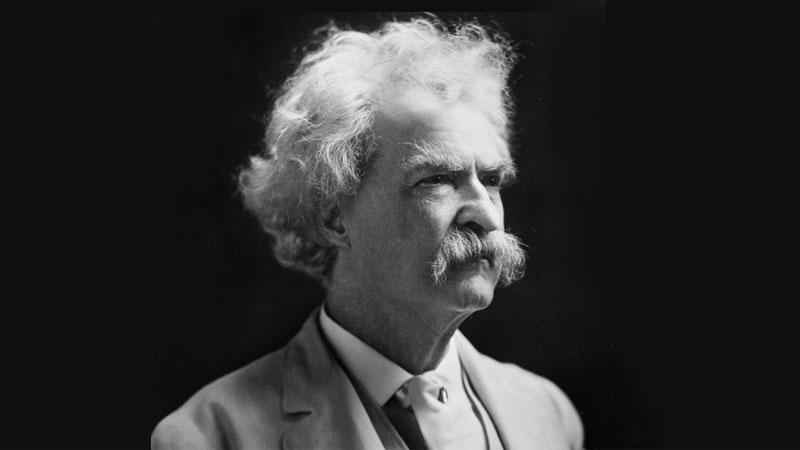 21 złotych myśli i rad amerykańskiego pisarza Marka Twaina, które warto zapamiętać i zastosować w życiu