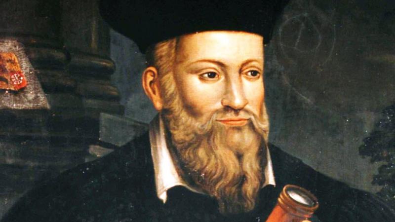 Przepowiednia Nostradamusa na 2017 rok! Oby, niektóre wizje się nie sprawdziły!