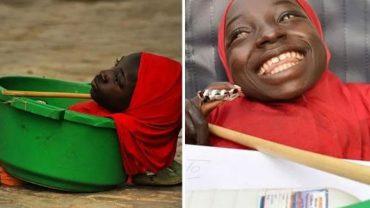 Historia niepełnosprawnej Rahmy żyjącej w miednicy poruszyła miliony ludzi. Niestety dziewczyna zmarła w Boże Narodzenie