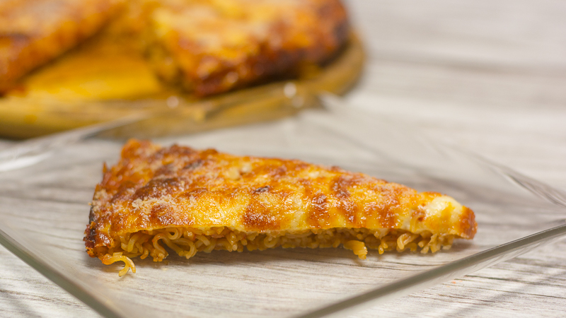 Makaronowa Pizza