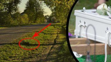Nikt nie sądził, że zawiniątko znalezione na poboczu drogi zmieni życie całego miasta